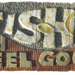 Fish & Feel Good - Dr. Gage sign